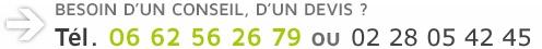 Un conseil ou un devis, appelez au 02 28 05 42 45